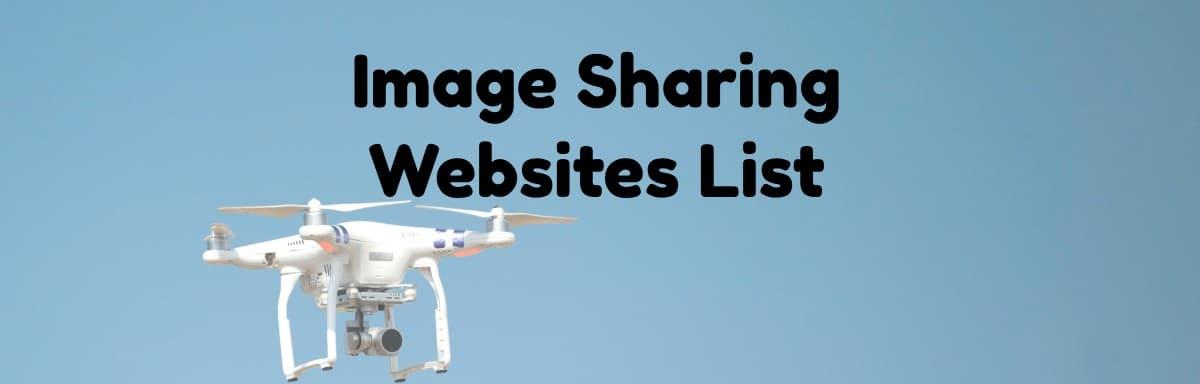image-sharing-websites