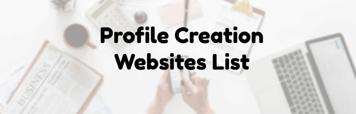 profile-creation-sites-list