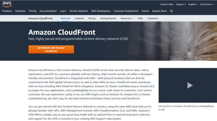 amazon-cloudfront