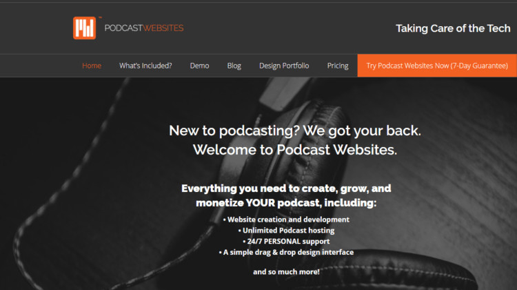 podcast-websites