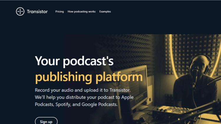 transistor.fm-podcast-hosting